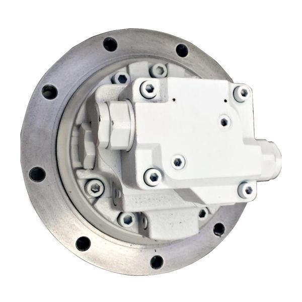 John Deere CT322 1-SPD Reman Hydraulic Final Drive Motor #3 image