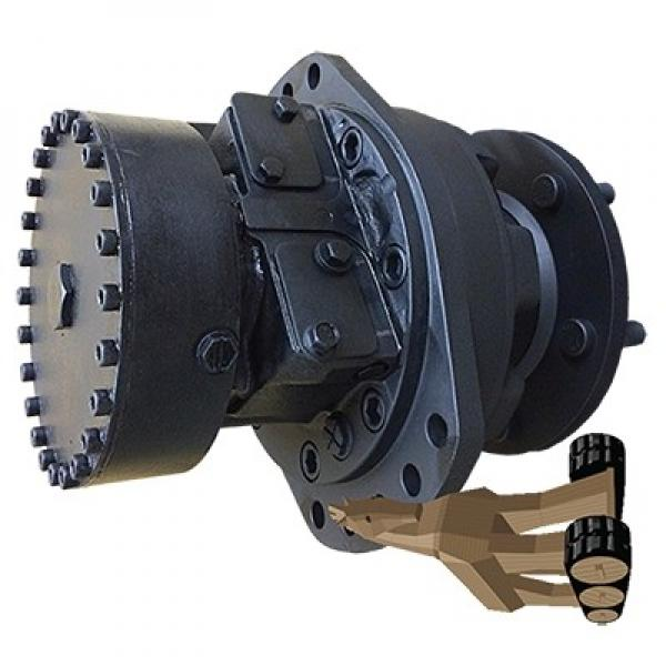 John Deere CT322 1-SPD Reman Hydraulic Final Drive Motor #2 image