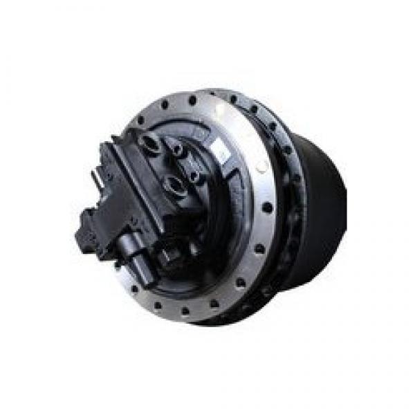 John Deere 328D 2-SPD RH Reman Hydraulic Final Drive Motor #1 image