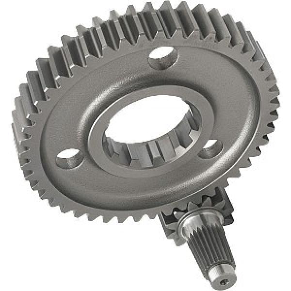 John Deere AT308347 Hydraulic Final Drive Motor #3 image