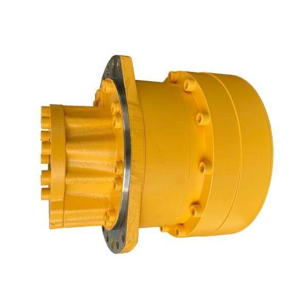John Deere AT446037 Reman Hydraulic Final Drive Motor #3 image