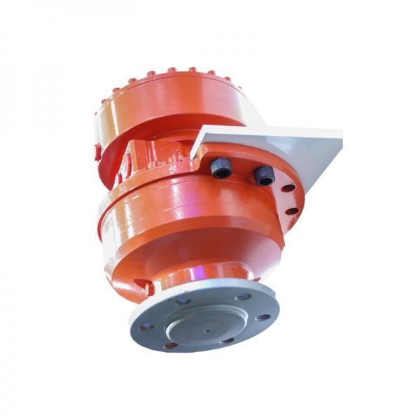 Caterpillar 266-6397 Hydraulic Final Drive Motor #1 image