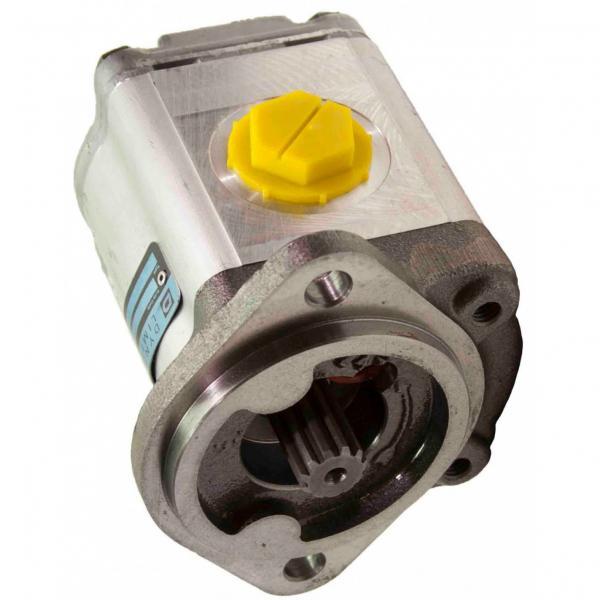 Bobcat 323J Hydraulic Final Drive Motor #1 image