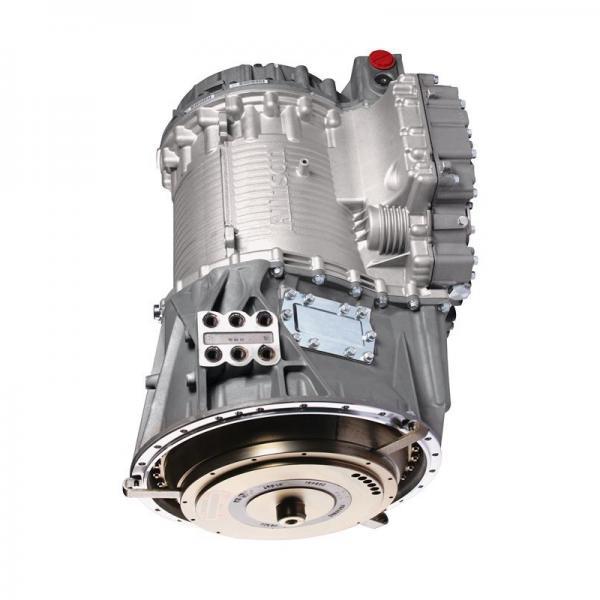 Caterpillar 242B2 1-spd Reman Hydraulic Final Drive Motor #1 image
